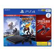 Foto van Sony PS4 Slim 500 GB PlayStation Hits bundel (3 games)