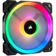Foto van Corsair Casefan LL120 RGB 120mm Dual Light Loop RGB LED PWM Fan, Single Pack
