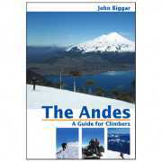 Foto van Andes Expeditions - The Andes: Guide for Climbers and Skiers - Skitourgidsen 5. Auflage 2020