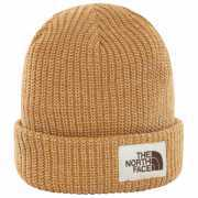 Foto van The North Face - Salty Dog Beanie - Muts maat One Size, beige/bruin