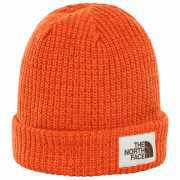 Foto van The North Face - Salty Dog Beanie - Muts maat One Size, rood/oranje