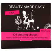 Foto van Beauty Made Easy Oil Blotting Sheets Pink