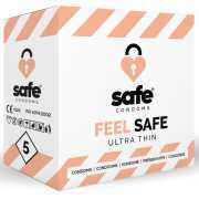Foto van Safe Feel Safe Condooms (Ultra Thin)