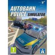 Foto van Aerosoft Autobahn Police Simulator video-game Basis PC Meertalig