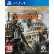 Foto van The Division 2 Gold Edition PS4 Game