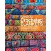 Foto van Rainbow Crocheted Blankets : A Block-by-Block Guide to Creating Colourful Afghans and Throws