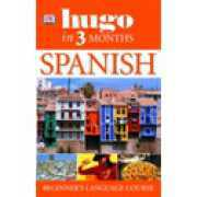Foto van Hugo In Three Months: Spanish : Your Essential Guide to Understanding and Speaking Spanish