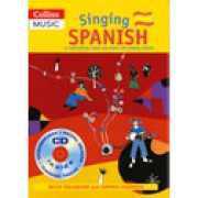 Foto van Singing Spanish (Book + CD) : 22 Photocopiable Songs and Chants for Learning Spanish