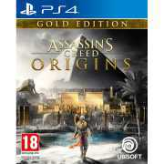 Foto van Assassin's Creed: Origins Gold Edition PS4
