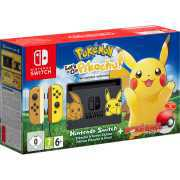 Foto van Nintendo Switch Pokemon Let's Go Pikachu Bundel