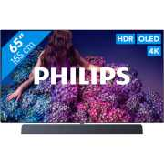 Foto van Philips 65OLED934 - Ambilight