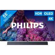 Foto van Philips 55OLED934 - Ambilight