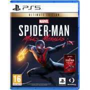 Foto van Marvel's Spider-Man - Miles Morales Ultimate Edition PS5