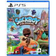 Foto van Sackboy: A Big Adventure PS5
