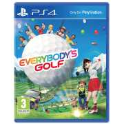 Foto van Everybody's Golf PS4