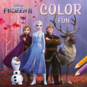 Foto van Disney Frozen: Disney Color Fun