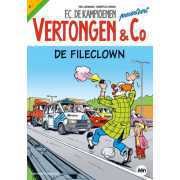 Foto van Vertongen & Co: De fileclown - Hec Leemans