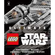 Foto van Lego Star Wars: Ultimate LEGO Star Wars - Chris Malloy en A.drew Becraft