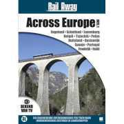 Foto van Rail away across Europe 1 (DVD)