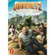 Foto van Journey 2 - The mysterious island (DVD)