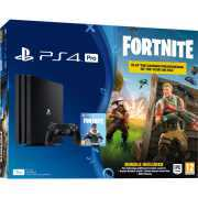 Foto van Sony Playstation 4 Pro 1TB incl. Fortnite Royal Bomber