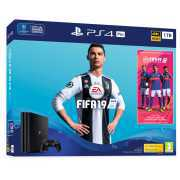 Foto van Sony PlayStation 4 Pro 1TB incl. Fifa 19