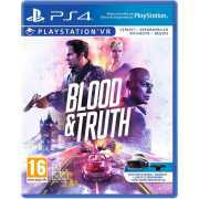 Foto van Blood And Truth VR PS4