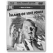 Foto van Island of Lost Souls (Blu-Ray en DVD) (Masters of Cinema)