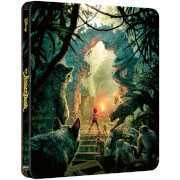 Foto van The Jungle Book (Live Action) – Zavvi Exclusive 4K Ultra HD Steelbook (Includes 2D Blu-ray)