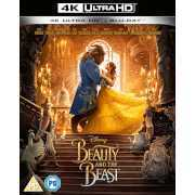 Foto van Beauty and the Beast (Live Action) 4K Ultra HD (Includes 2D Blu-ray)