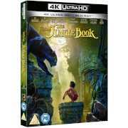Foto van The Jungle Book (Live Action) 4K Ultra HD (Includes 2D Blu-ray)