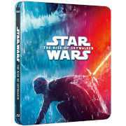 Foto van Star Wars: The Rise of Skywalker - Zavvi Exclusive 3D Limited Edition Steelbook (Includes 2D Blu-ray)
