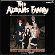 Foto van The Addams Family: Original Music From The Addams Family Colour LP