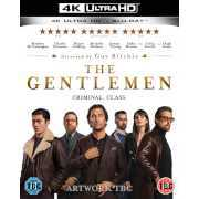 Foto van The Gentlemen - 4K Ultra HD (Includes 2D Blu-ray)
