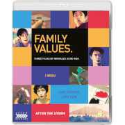 Foto van Family Values: Three Films by Hirokazu Kore-eda