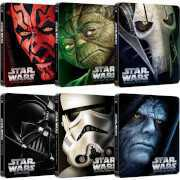 Foto van Star Wars Complete Collection – Limited Edition Steelbooks