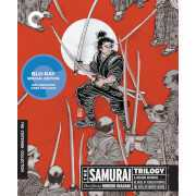 Foto van Samurai Trilogy - Criterion Collection