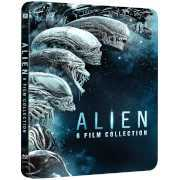 Foto van Alien 1-6 - Zavvi Exclusive Limited Edition Steelbook