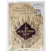 Foto van Harry Potter Marauder's Map (sluipwegwijzer) A5 notitieboek