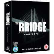 Foto van The Bridge Season 1-4