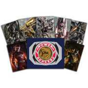 Foto van Power Ranger Power Pack 6.5 x 10 Inch Lithograph Prints by Dave Rapoza and Carlos Dattoli - SDCC Exclusive (Set of 7)