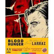 Foto van Blood Hunger: The Films Of José Larraz (Limited Edition)