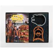 Foto van The Star Wars Cookbook: Han Sandwiches and Other Galactic Snacks