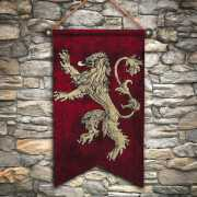 Foto van Game of Thrones Lannister Wall Tapestry